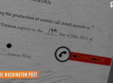 News video: NSA Leaks Net Pulitzer For Guardian, Washing