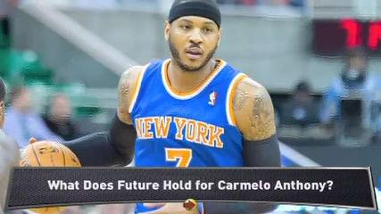 News video: Where Will Carmelo Anthony End Up?